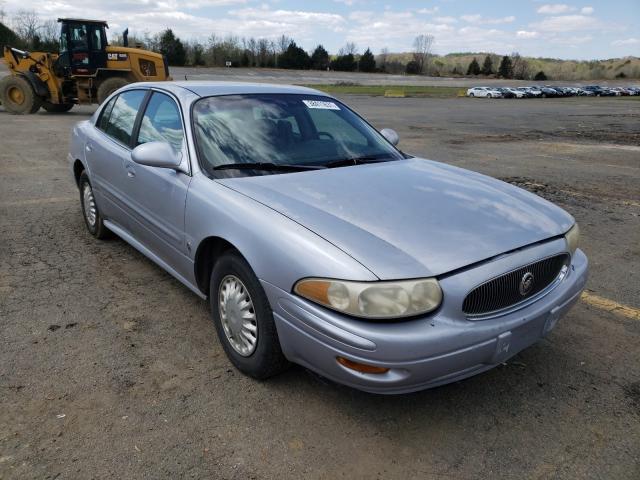 Buick salvage cars for sale: 2005 Buick Lesabre