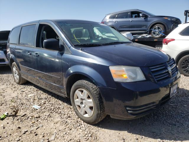 Salvage cars for sale from Copart Magna, UT: 2009 Dodge Grand Caravan