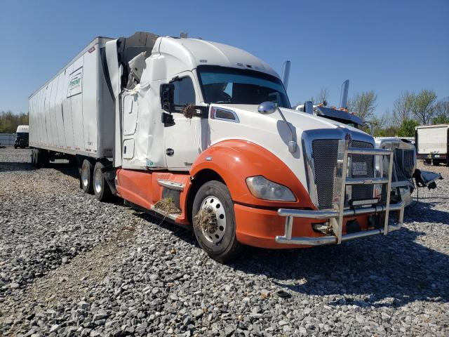 Kenworth Tractor salvage cars for sale: 2015 Kenworth Tractor