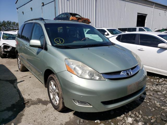 Salvage cars for sale from Copart Windsor, NJ: 2006 Toyota Sienna XLE