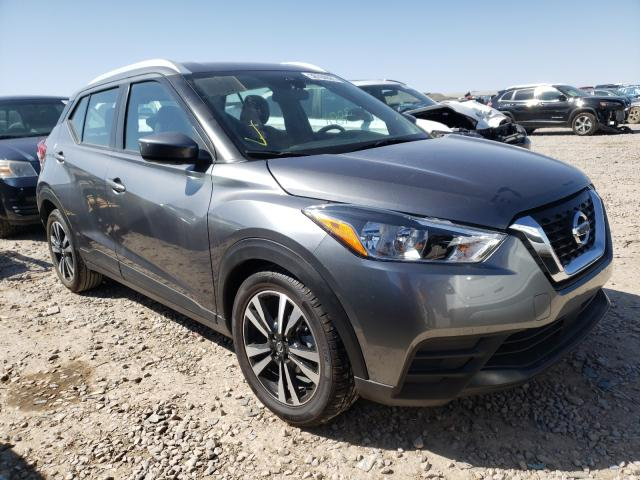 Salvage cars for sale from Copart Magna, UT: 2020 Nissan Kicks SV