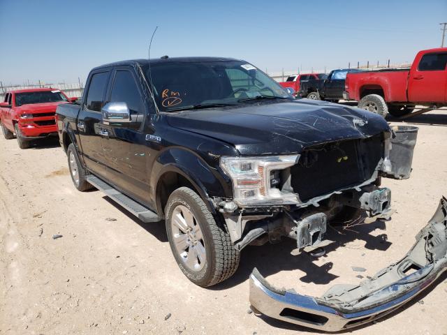 2019 Ford F150 Super en venta en Andrews, TX