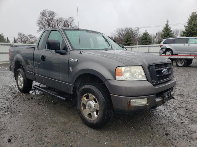 Salvage cars for sale from Copart Albany, NY: 2004 Ford F150