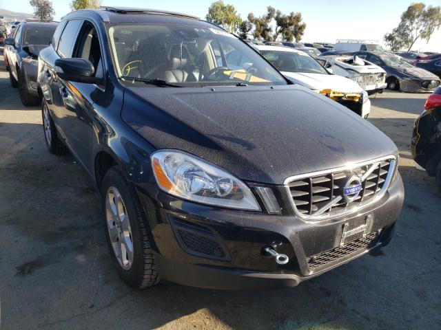 Salvage cars for sale from Copart Martinez, CA: 2012 Volvo XC60 T6