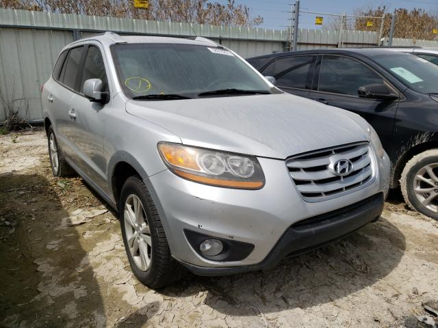 Salvage cars for sale from Copart Temple, TX: 2011 Hyundai Santa FE S