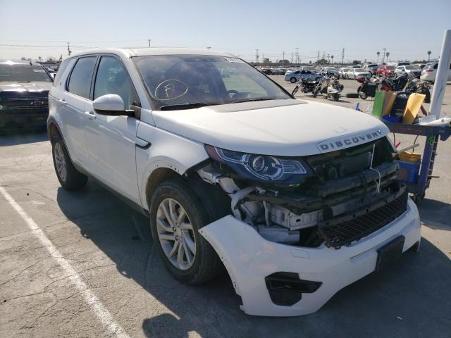 Land Rover Discovery salvage cars for sale: 2019 Land Rover Discovery