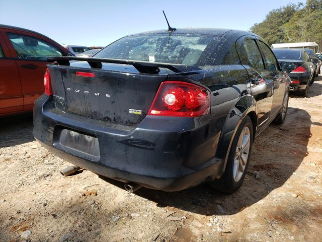 2011 Dodge AVENGER | Vin: 1B3BD1FG4BN609820
