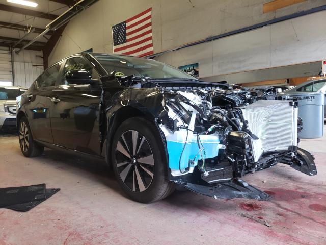 Nissan Altima SV salvage cars for sale: 2021 Nissan Altima SV