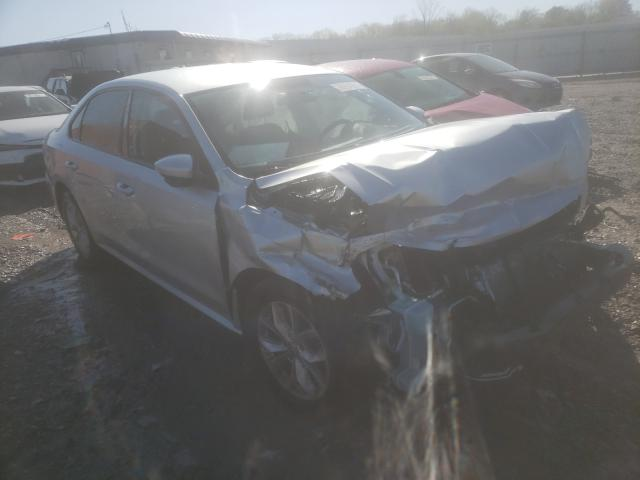 Salvage cars for sale from Copart Hueytown, AL: 2018 Volkswagen Passat S