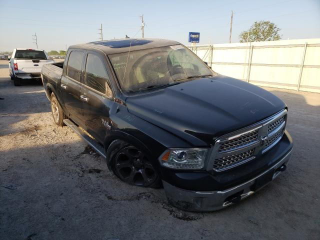 Salvage cars for sale from Copart Temple, TX: 2014 Dodge 1500 Laram