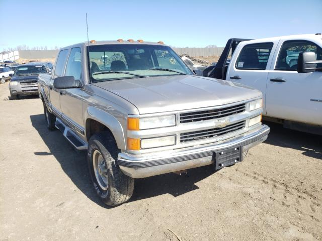 Salvage 2000 CHEVROLET GMT - Small image. Lot 36861561
