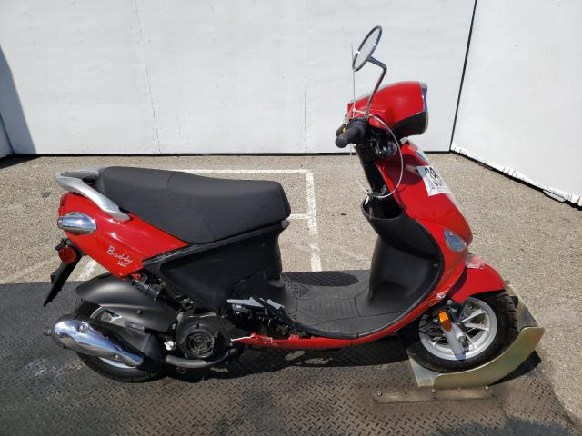 Salvage cars for sale from Copart Rancho Cucamonga, CA: 2021 Genuine Scooter Co. Buddy 125