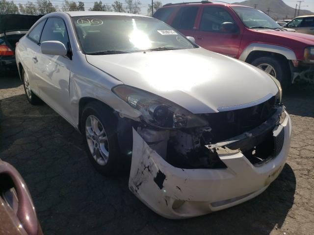 Salvage cars for sale from Copart Colton, CA: 2005 Toyota Camry Sola