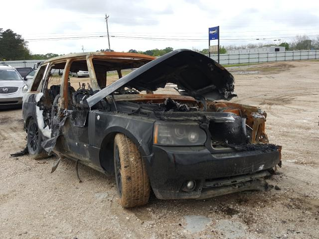 Salvage cars for sale from Copart Newton, AL: 2010 Land Rover Range Rover