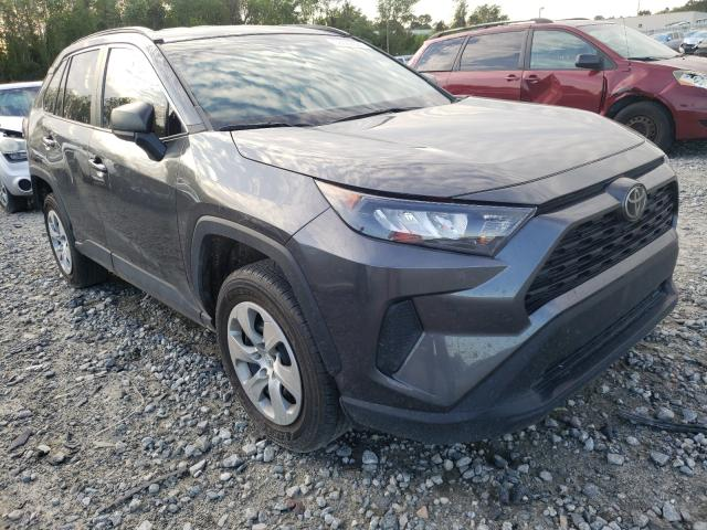 Salvage cars for sale from Copart Tifton, GA: 2020 Toyota Rav4 LE