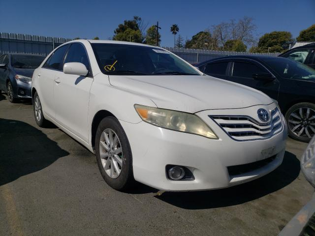 Salvage cars for sale from Copart Vallejo, CA: 2011 Toyota Camry Base