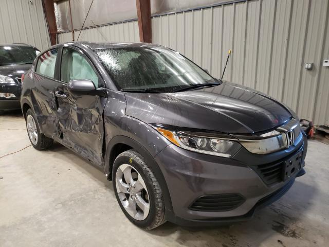 Salvage cars for sale from Copart Appleton, WI: 2019 Honda HR-V LX