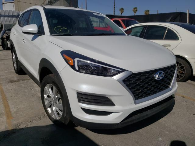 2021 Hyundai Tucson SE for sale in Wilmington, CA