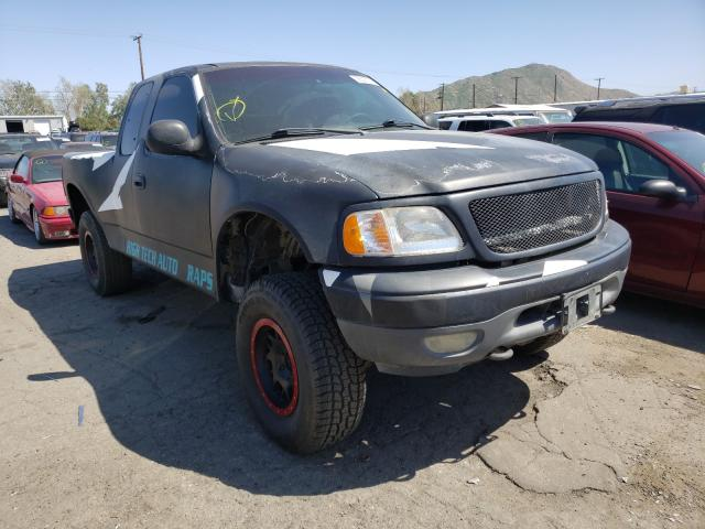 Salvage cars for sale from Copart Colton, CA: 1999 Ford F150
