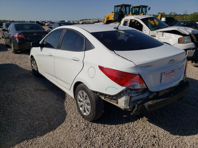 2016 HYUNDAI ACCENT SE - Right Front View