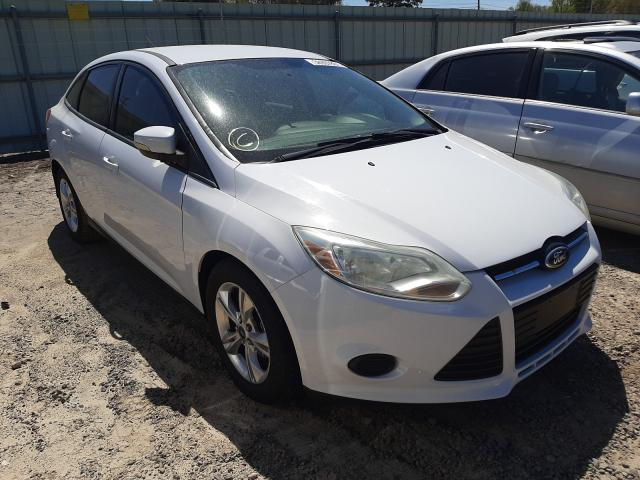 Salvage cars for sale from Copart Conway, AR: 2013 Ford Focus SE