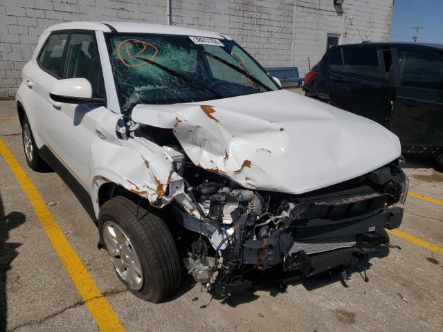 Salvage cars for sale from Copart Chicago Heights, IL: 2021 Hyundai Venue SE