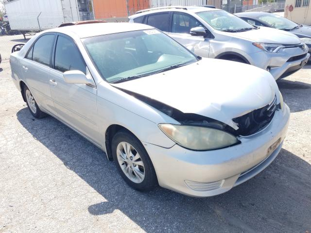 Salvage cars for sale from Copart Bridgeton, MO: 2006 Toyota Camry LE