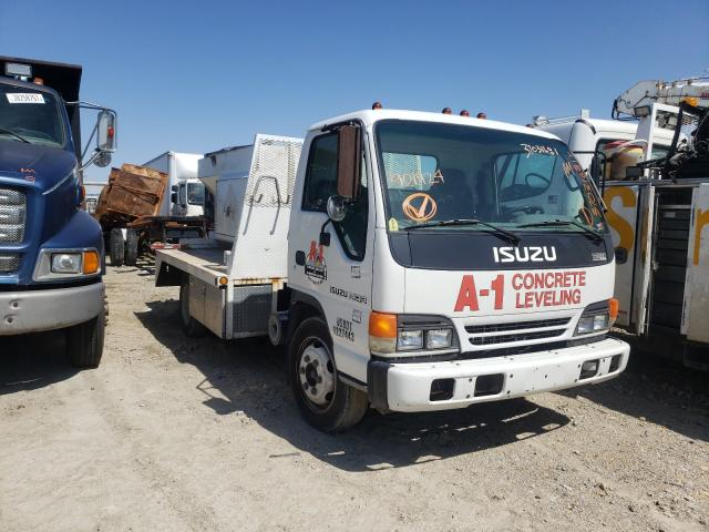 Isuzu salvage cars for sale: 2003 Isuzu NQR