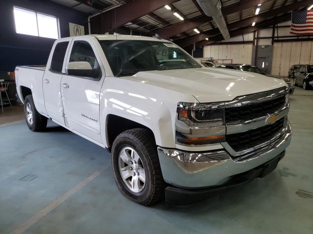 Salvage cars for sale from Copart East Granby, CT: 2017 Chevrolet Silverado