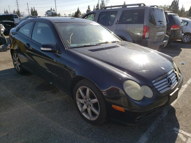 2004 Mercedes-Benz C 230K Sport for sale in Rancho Cucamonga, CA