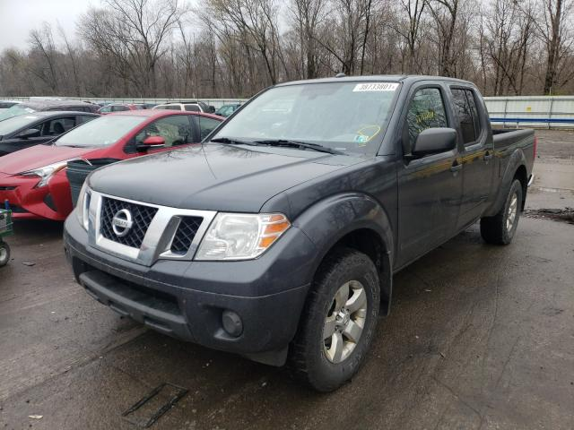 2012 NISSAN FRONTIER S 1N6AD0FV4CC455252