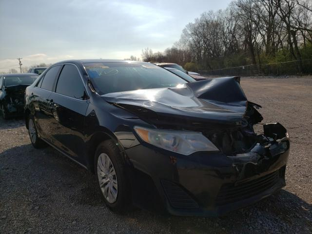 Salvage cars for sale from Copart Lexington, KY: 2012 Toyota Camry Base
