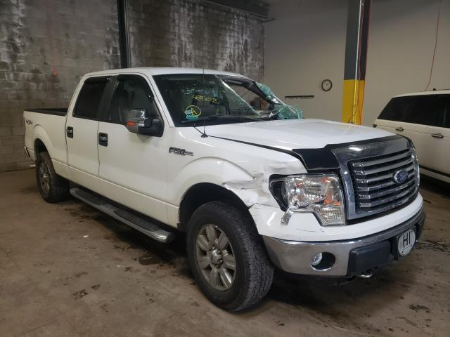 Salvage cars for sale from Copart Chalfont, PA: 2010 Ford F150 Super