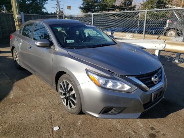 Salvage cars for sale from Copart Denver, CO: 2018 Nissan Altima 2.5