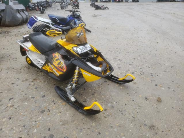 Salvage cars for sale from Copart Candia, NH: 2009 Skidoo MXZ550
