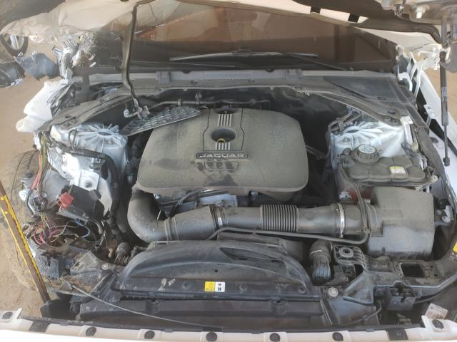 2017 Jaguar XE | Vin: SAJAR4BG7HA970849