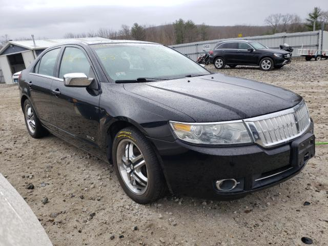 Salvage cars for sale from Copart West Warren, MA: 2008 Lincoln MKZ