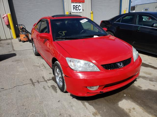 2005 Honda Civic EX for sale in Duryea, PA