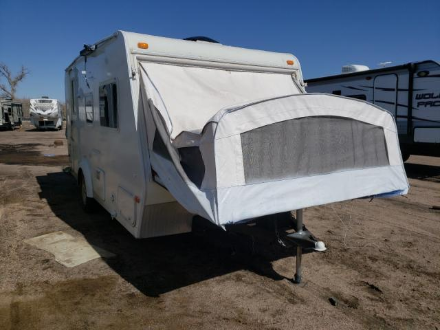 Salvage cars for sale from Copart Littleton, CO: 2005 Bantam Travel Trailer