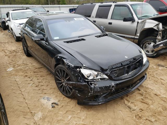 2008 MERCEDES-BENZ S 550 - Other View