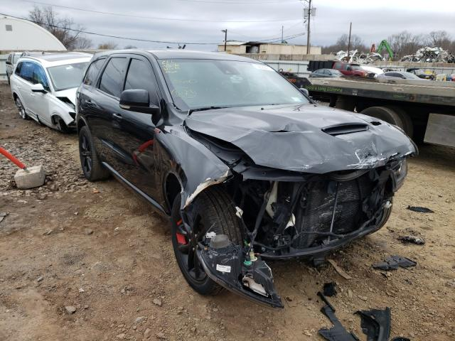 Salvage cars for sale from Copart Hillsborough, NJ: 2018 Dodge Durango R