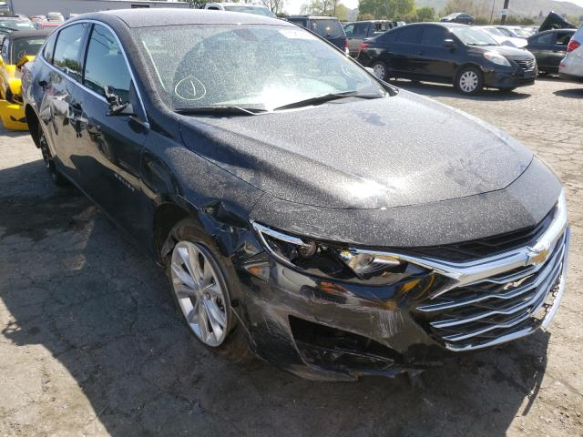 Salvage cars for sale from Copart Colton, CA: 2020 Chevrolet Malibu LT