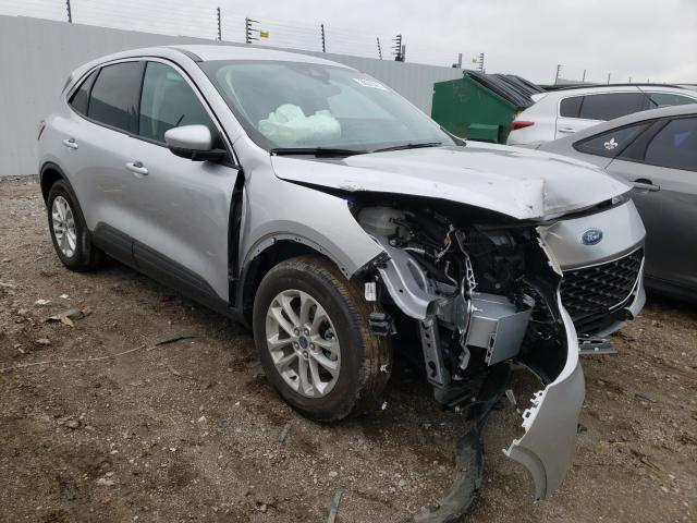 Ford salvage cars for sale: 2020 Ford Escape SE