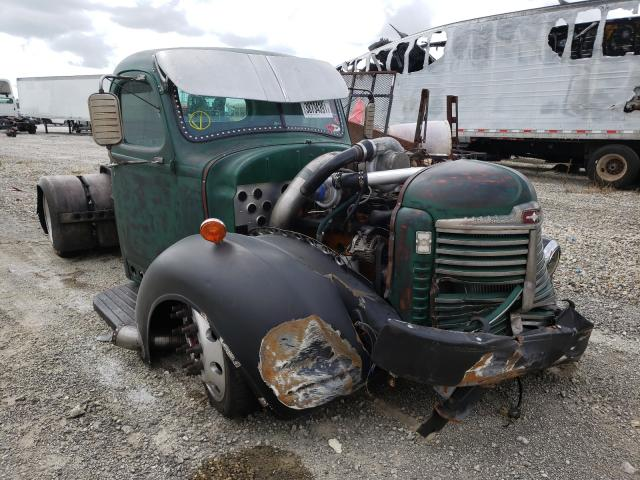 Salvage cars for sale from Copart Homestead, FL: 1947 International Truck