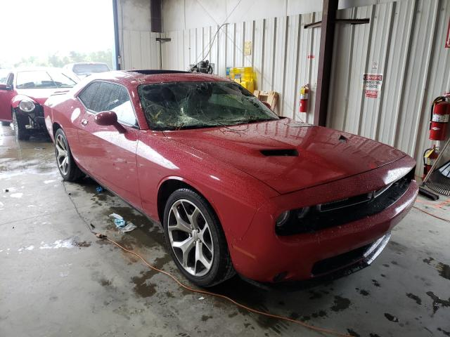Dodge Challenger salvage cars for sale: 2015 Dodge Challenger