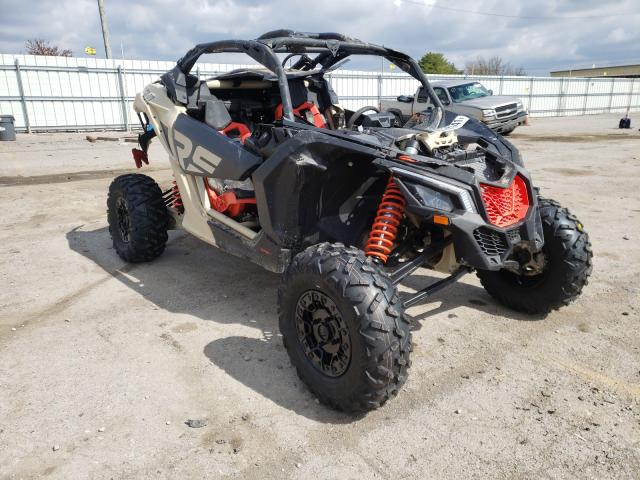 Salvage cars for sale from Copart Lexington, KY: 2021 Can-Am Maverick X