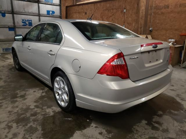 2010 FORD FUSION SE - Right Front View