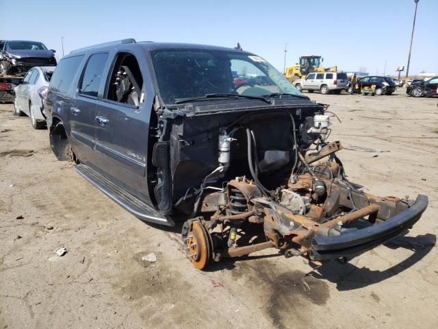 Salvage cars for sale from Copart Woodhaven, MI: 2008 GMC Yukon XL D