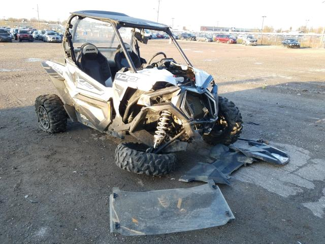 Salvage cars for sale from Copart Indianapolis, IN: 2019 Polaris RZR XP