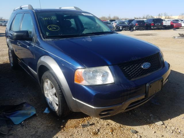 Salvage cars for sale from Copart Bridgeton, MO: 2005 Ford Freestyle